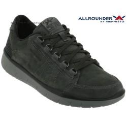 mephisto-chaussures.fr livre à Gaillard Allrounder Majolo Gris velours basket_mode_basse