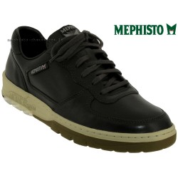 Distributeurs Mephisto Mephisto Marek Gris cuir lacets_richelieu