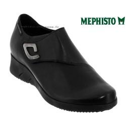 mephisto-chaussures.fr livre à Paris Lyon Marseille Mephisto Marysia Noir cuir a_talon_mocassin