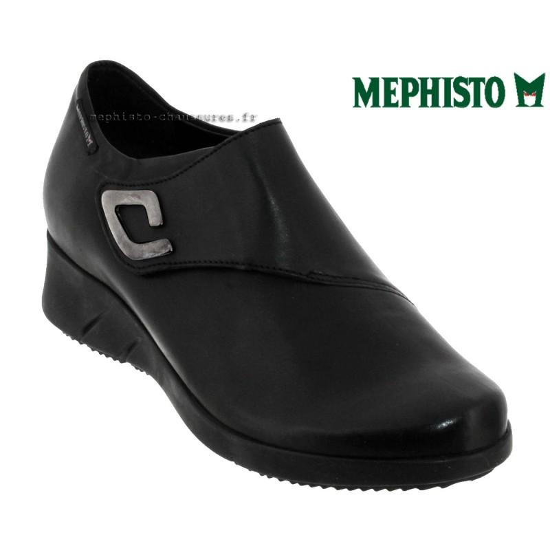 Marysia, Noir cuir(55956)
