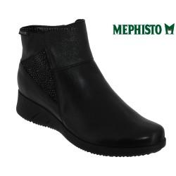 mephisto-chaussures.fr livre à Paris Lyon Marseille Mephisto Marylene Noir cuir bottine