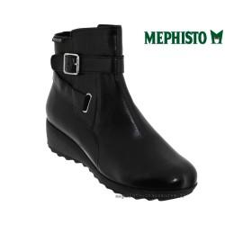 Mode mephisto Mephisto Ariane Noir cuir bottine