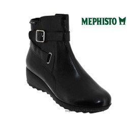 mephisto-chaussures.fr livre à Septèmes-les-Vallons Mephisto Ariane Noir cuir bottine