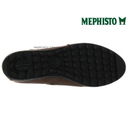 Mephisto Ariane Marron moyen cuir bottine