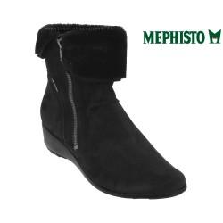 mephisto-chaussures.fr livre à Paris Lyon Marseille Mephisto Seddy winter Noir velours bottine