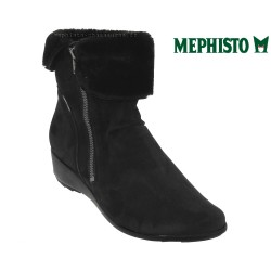 mephisto-chaussures.fr livre à Ploufragan Mephisto Seddy winter Noir velours bottine