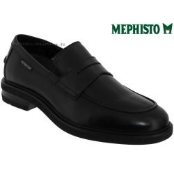 mephisto-chaussures.fr livre à Besançon Mephisto Orelien Noir cuir mocassin