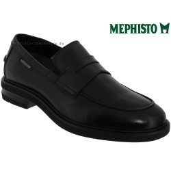 mephisto-chaussures.fr livre à Saint-Sulpice Mephisto Orelien Noir cuir mocassin