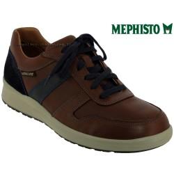 mephisto-chaussures.fr livre à Gravelines Mephisto Vito Marron moyen cuir lacets_richelieu