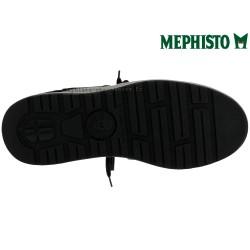 Mephisto Vito Marron moyen cuir lacets_richelieu