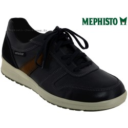 Mephisto Chaussures Mephisto Vito Marine cuir lacets_richelieu