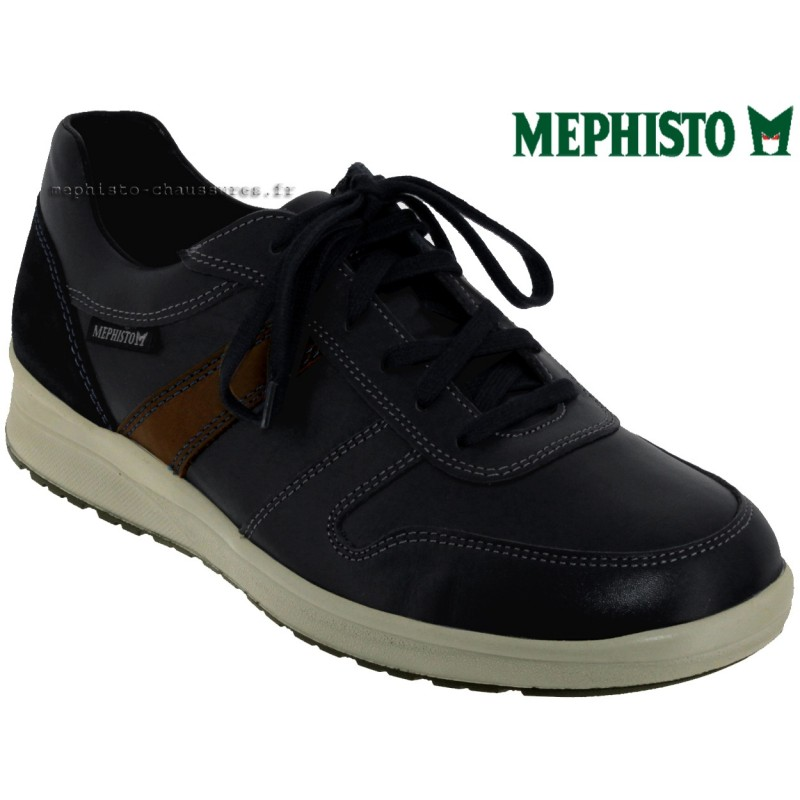distributeurs mephisto, Vito, Marine cuir chez www.mephisto-chaussures.fr (56019)
