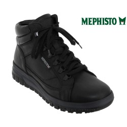 mephisto-chaussures.fr livre à Gravelines Mephisto Pitt Noir cuir boots