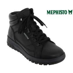mephisto-chaussures.fr livre à Ploufragan Mephisto Pitt Noir cuir boots