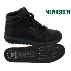 Mephisto Pitt Noir cuir boots