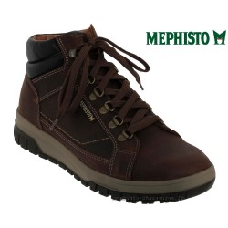 mephisto-chaussures.fr livre à Besançon Mephisto Pitt Marron cuir boots