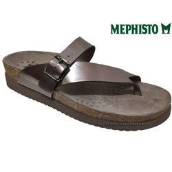 Mephisto HELEN Gris metalise tong 58020