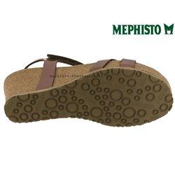 achat mephisto, Liviane, rose métallisé cuir chez www.mephisto-chaussures.fr (58076)