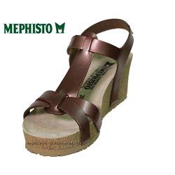 achat mephisto, Liviane, rose métallisé cuir chez www.mephisto-chaussures.fr (58078)