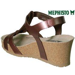 achat mephisto, Liviane, rose métallisé cuir chez www.mephisto-chaussures.fr (58080)