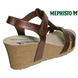 achat mephisto, Liviane, rose métallisé cuir chez www.mephisto-chaussures.fr (58082)