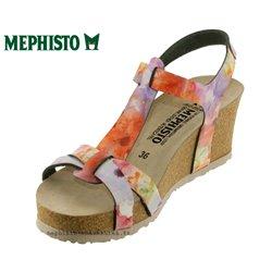 le pecq, Liviane, Multicouleur vernis chez www.mephisto-chaussures.fr (58087)