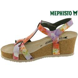 le pecq, Liviane, Multicouleur vernis chez www.mephisto-chaussures.fr (58088)