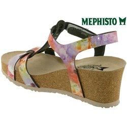 le pecq, Liviane, Multicouleur vernis chez www.mephisto-chaussures.fr (58089)