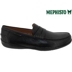 le pecq, Igor, Noir cuir chez www.mephisto-chaussures.fr (58318)