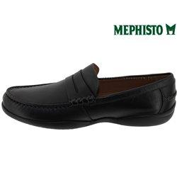 le pecq, Igor, Noir cuir chez www.mephisto-chaussures.fr (58322)