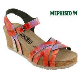Mephisto Lanny Multi orange nu-pied