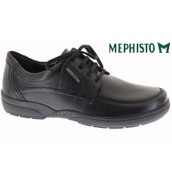 mephisto-chaussures.fr livre à Septèmes-les-Vallons Mephisto AGAZIO Noir cuir lacets