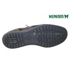 MEPHISTO Homme Lacet CYRIAC Marron cuir 5954