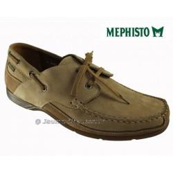 Mephisto Homme: Chez Mephisto pour homme exceptionnel Mephisto EDILIO ETE Beige nubuck lacets