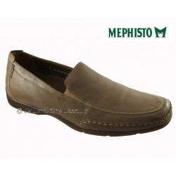 Mephisto Homme: Chez Mephisto pour homme exceptionnel Mephisto EDLEF Beige cuir mocassin