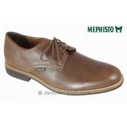 Mephisto Homme: Chez Mephisto pour homme exceptionnel Mephisto FERNIO Marron cuir lacets