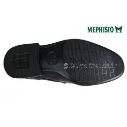MEPHISTO Homme Lacet FODOR Noir cuir 5962