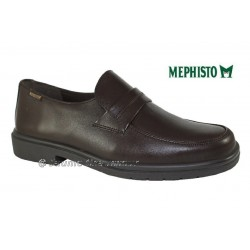 Méphisto mocassin homme Chez www.mephisto-chaussures.fr Mephisto FURSEO Marron cuir mocassin