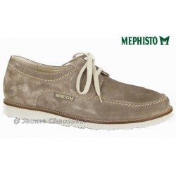 Mephisto Homme: Chez Mephisto pour homme exceptionnel Mephisto MINOR Beige daim lacets