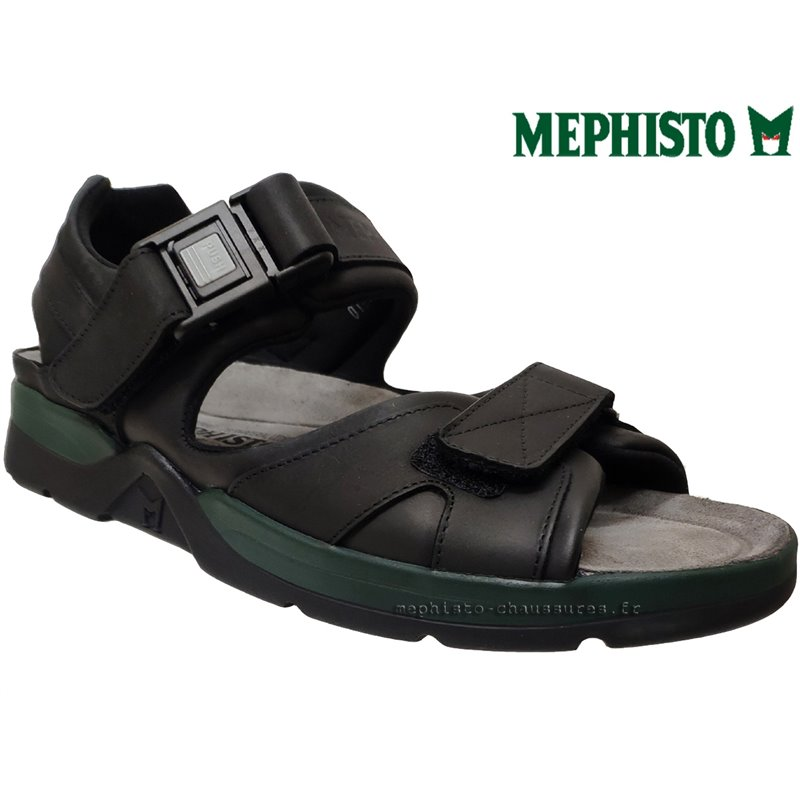 le pecq, Shark, Noir cuir chez www.mephisto-chaussures.fr (60021)
