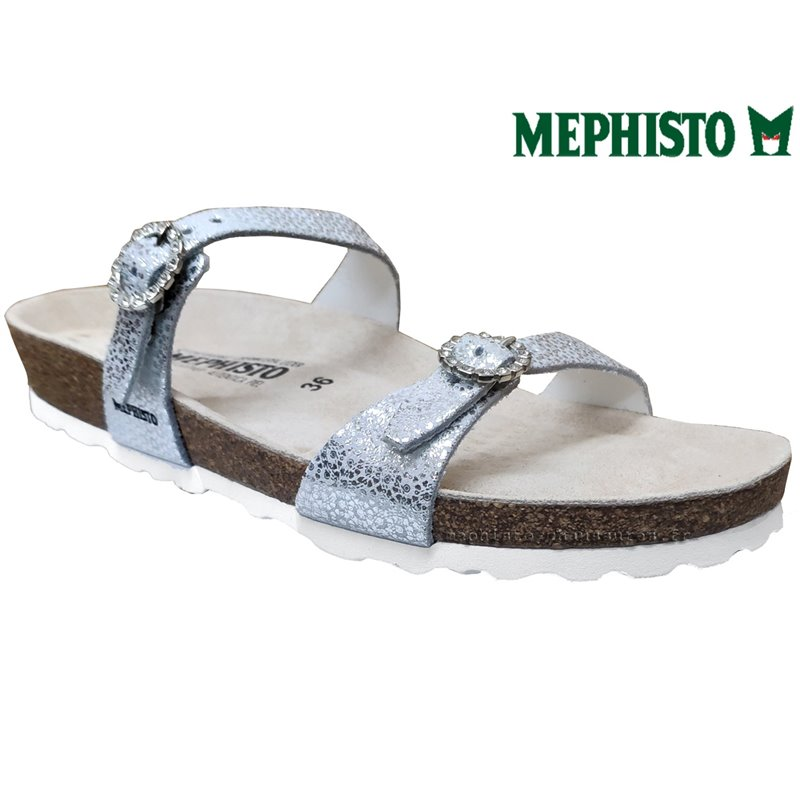 achat mephisto, Norie, Gris cuir chez www.mephisto-chaussures.fr (60273)