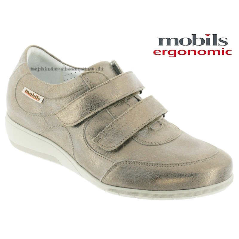 achat mephisto, JENNA, Taupe cuir chez www.mephisto-chaussures.fr (60588)