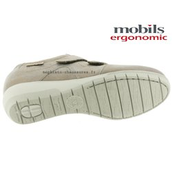 achat mephisto, JENNA, Taupe cuir chez www.mephisto-chaussures.fr (60589)