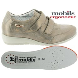 achat mephisto, JENNA, Taupe cuir chez www.mephisto-chaussures.fr (60590)