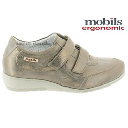 achat mephisto, JENNA, Taupe cuir chez www.mephisto-chaussures.fr (60596)