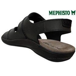 le pecq, SAGUN, Noir cuir chez www.mephisto-chaussures.fr (60612)