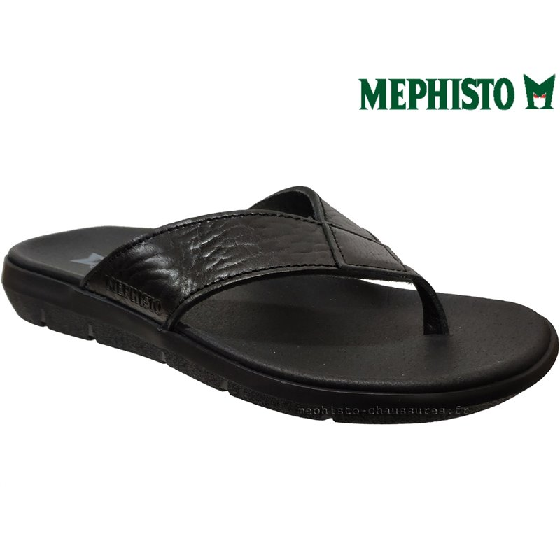 le pecq, Charly, Noir cuir chez www.mephisto-chaussures.fr (60993)