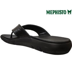 le pecq, Charly, Noir cuir chez www.mephisto-chaussures.fr (60999)