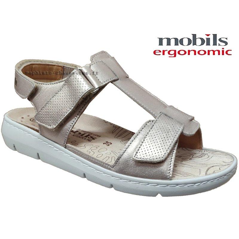 achat mephisto, Cassidie, Beige nacré chez www.mephisto-chaussures.fr (61415)