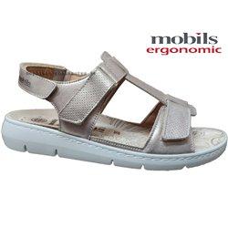 achat mephisto, Cassidie, Beige nacré chez www.mephisto-chaussures.fr (61416)